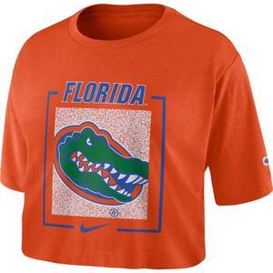 d8bf66a3 Nike Women's Florida Gators Crop ...