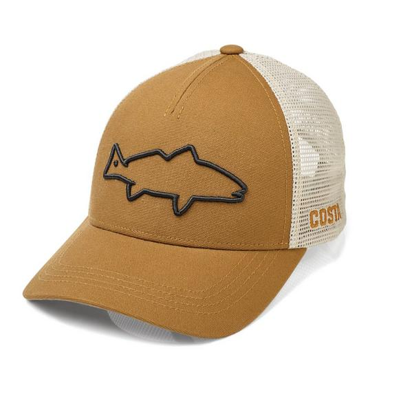 7b4a71b5fbf0 Costa Del Mar Stealth Redfish Hat - Hibbett US