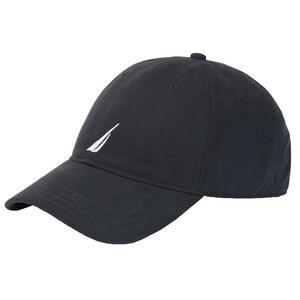 74e53144 Nautica Adjustable Dad Hat - Black ...