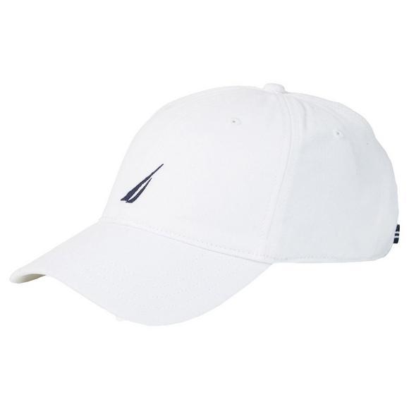 24d4411ce Nautica Adjustable Dad Hat - White