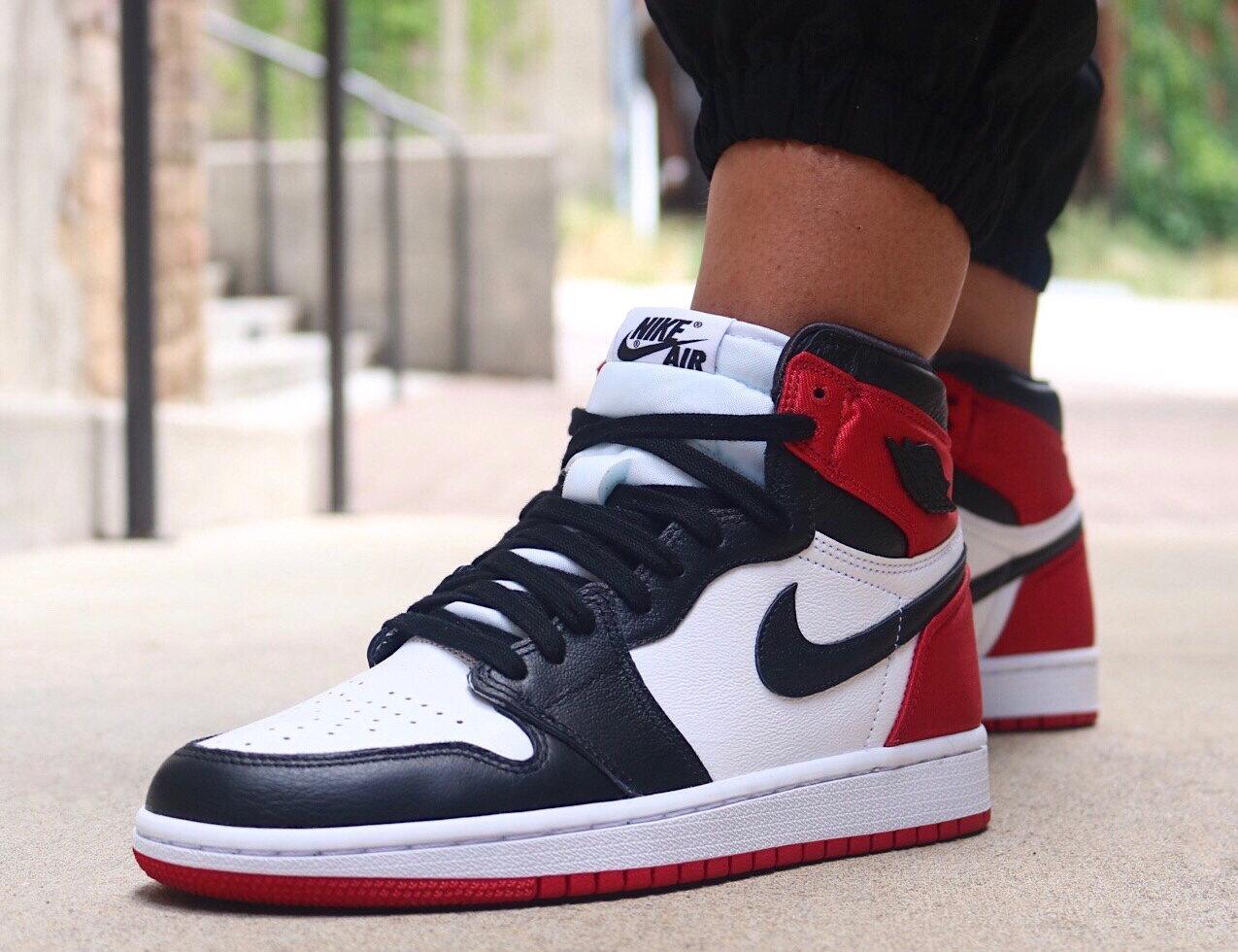 "competitive price 5cd86 6d329 Sneaker Release : Womens Air Jordan 1 Retro High OG ""Satin ..."