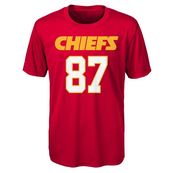new style 248e2 21317 Gen 2 Youth Kansas City Chiefs Travis Kelce Perfect Name ...