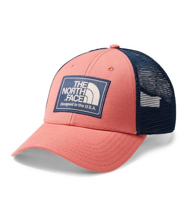 f2ceea75c281e Display product reviews for The North Face Mudder Trucker Hat - Pink Navy