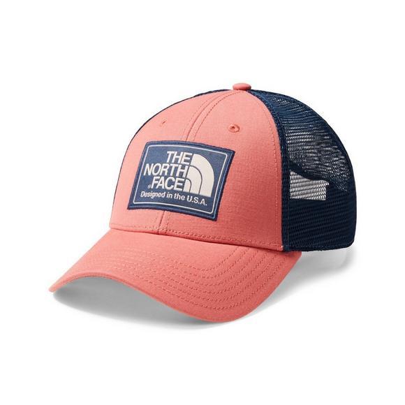 976d90ff4 The North Face Mudder Trucker Hat - Pink/Navy