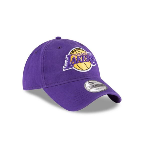 New Era Los Angeles Lakers 9TWENTY Adjustable Hat - Main Container Image 3 d1da6753404