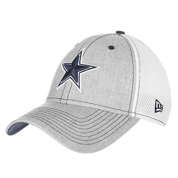 New Era Dallas Cowboys NFL Heathered Neo 2 Cap - Main Container Image 1 679a3a5af