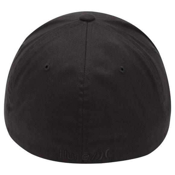 2175375028a1f Hurley Men s One and Only Hat Flex Fit - Main Container Image 2