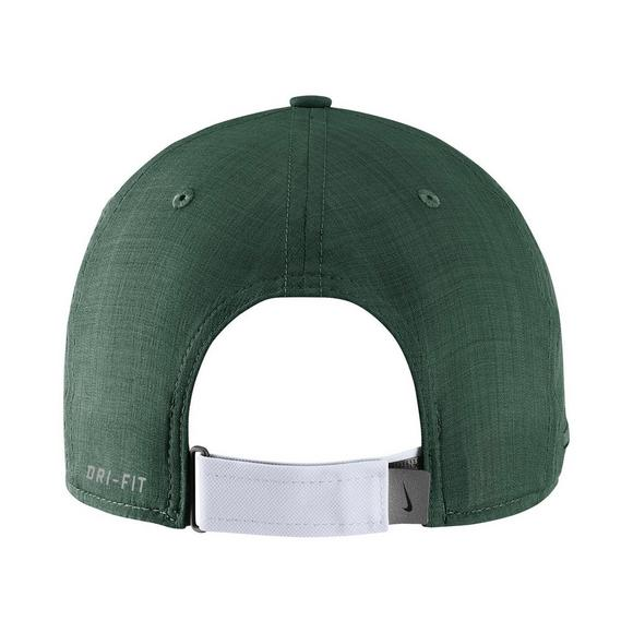 8564644a58d47d Nike Michigan State Spartans Sideline Classic99 AeroBill Adjustable Hat -  Hibbett US