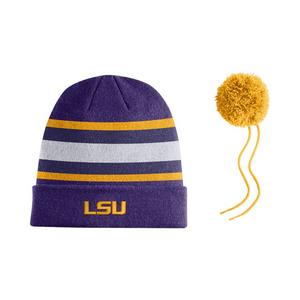 93be9ee1d55 ... Edge Knit Hat. Standard Price 14.00 Sale Price 9.97. No rating value   (0). Nike LSU Tigers ...