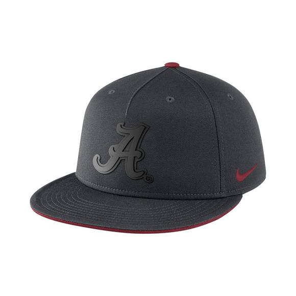 Nike Alabama Crimson Tide True Matte Snapback Hat - Main Container Image 1 19f6e0e1938
