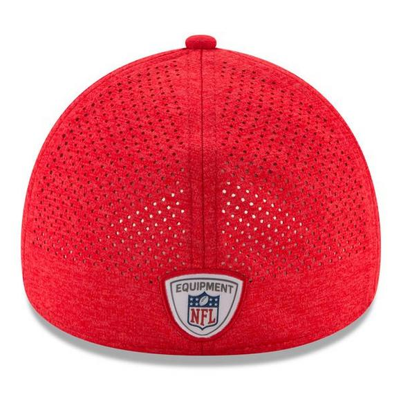 989b74ac New Era Tampa Bay Buccaneers Training Camp Official 39THIRTY Flex ...