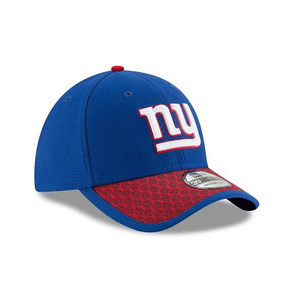 New Era New York Giants Sideline Official 39THIRTY Flex Hat - Main  Container Image 3 6ece97eb14b