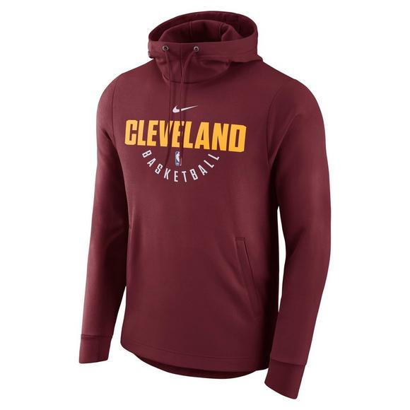 Nike Men s Cleveland Cavaliers Therma NBA Hoodie - Main Container Image 1 a7263929076
