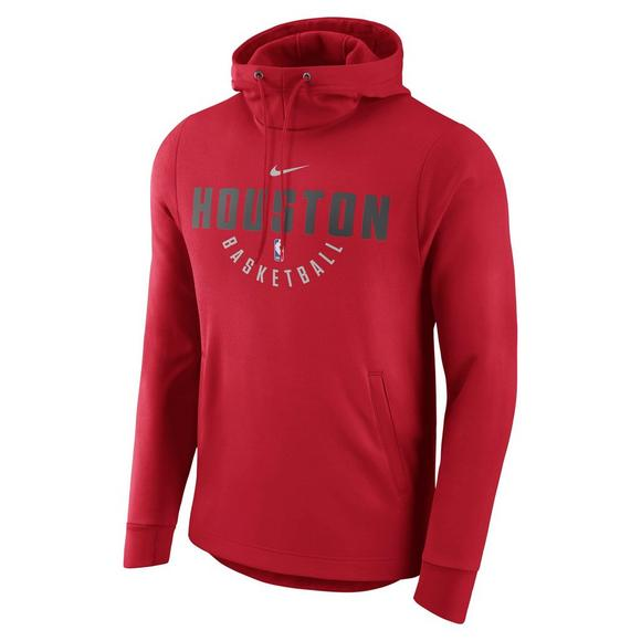 518743c103a Nike Men's Houston Rockets Therma NBA Hoodie - Main Container Image 1