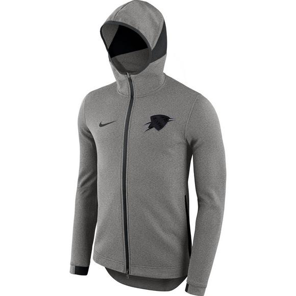 d653dfb7e Nike Men's Oklahoma City Thunder Dry Showtime Full-Zip Hoodie - Main  Container Image 2
