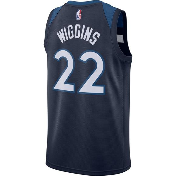 f2844dc17 Nike Men s Minnesota Timberwolves A. Wiggins Icon Edition Swingman Jersey -  Main Container Image 2