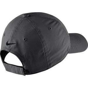 112a8adc0c5308 ... Nike Men's Legacy91 Tech Golf Hat - Dark Grey