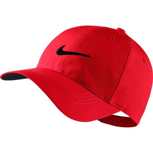 c874023d Nike Men's Legacy91 Tech Golf Hat - Red - Hibbett US