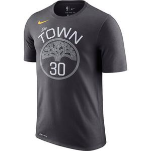 3172deb38fcb Nike Youth Stephen Curry Golden State Warriors Statement Name   Number  T-Shirt