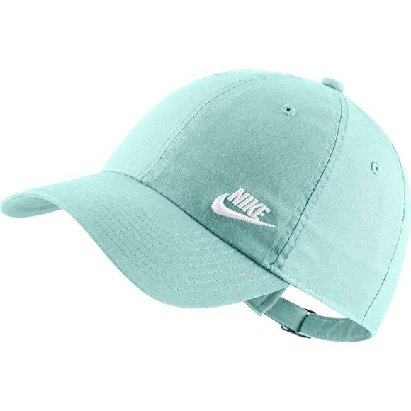 buy online c3ea1 3deac Nike Women s Twill H86 Adjustable Hat - Teal - Main Container Image 1