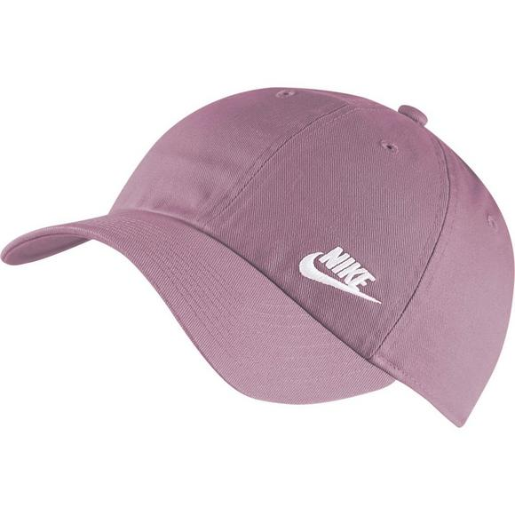 size 40 c5dd4 a53c9 Nike Women s Twill H86 Adjustable Hat - Plum - Main Container Image 1