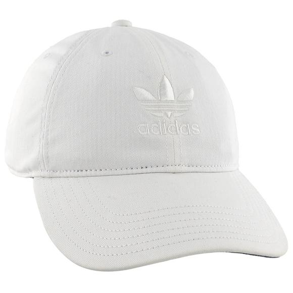adidas Originals Washed Relaxed Strapback Cap - Main Container Image 1 1cf2543816c