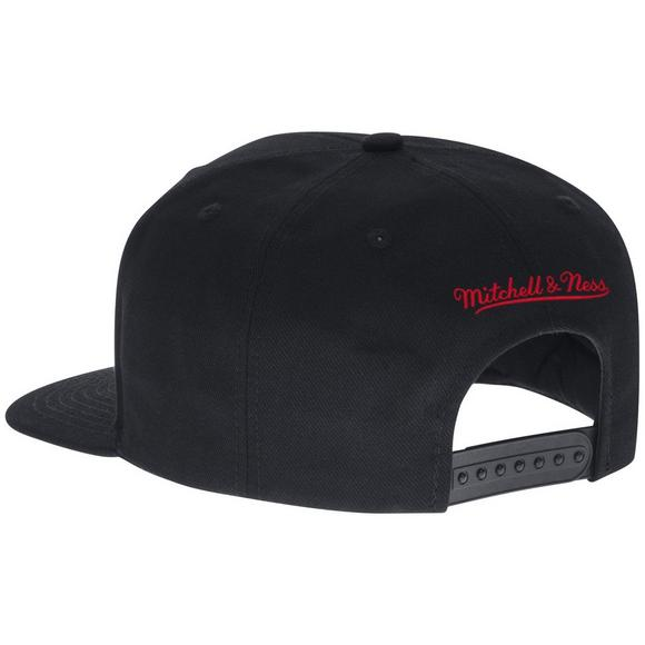 ce857e557c2 Mitchell   Ness Chicago Bulls Easy Three Digital Snapback Hat - Main  Container Image 2