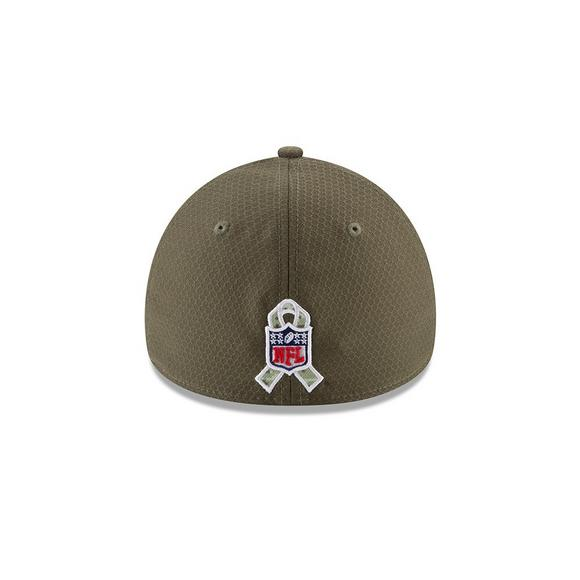 cheap for discount 48803 12ba2 New Era Kansas City Chiefs Salute to Service Stretch Fit Hat ...
