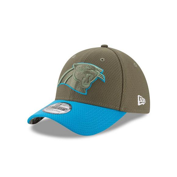 New Era Carolina Panthers Salute to Service Stretch Fit Hat - Main  Container Image 1 733d002a3