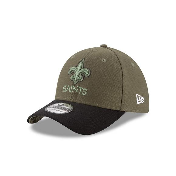 8328a95aef2 New Era New Orleans Saints Salute to Service Stretch Fit Hat - Main  Container Image 1