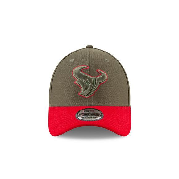 low priced 1379e c925e ... low price new era houston texans salute to service stretch fit hat main  container image 2