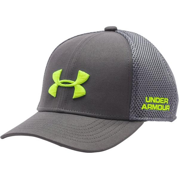 new concept 63cc9 487a7 Display product reviews for Under Armour Classic Mesh Golf Cap Boys