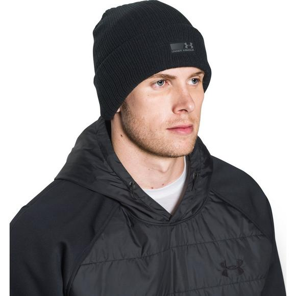 1e83d54ab94 Under Armour Men s Truck Stop Beanie - Hibbett US