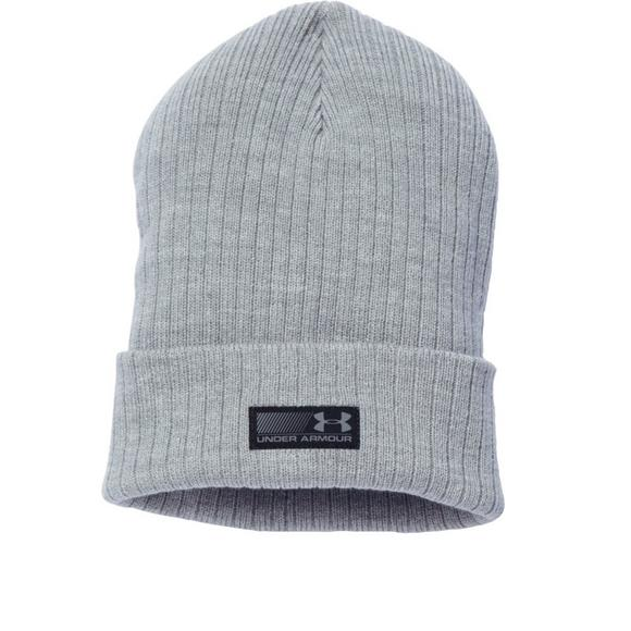 premium selection dd335 a78ca Under Armour Men s Truck Stop Beanie - Main Container Image 1