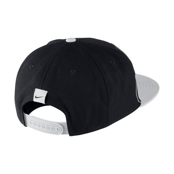 b557d60b4d9 Nike Youth Big Swoosh Sportswear True Snapback Cap - Main Container Image 2