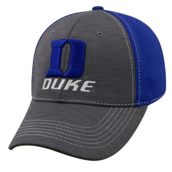 huge discount a8fc0 70e4f ... discount code for top of the world duke blue devils upright flex hat  main container image