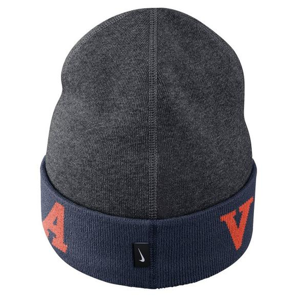 59076b4d0a3 Nike Virginia Cavaliers Beanie Training Knit Hat - Main Container Image 3