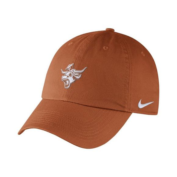 Nike Texas Longhorns Heritage86 Authentic Dri-Fit Adjustable Hat - Main  Container Image 1 05baeb8f26b6