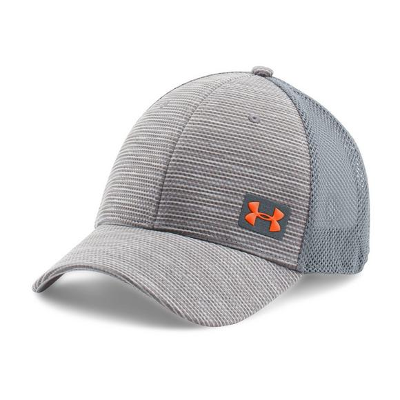 a1ca9ef83a6 Under Armour Men s Blitzing Trucker Hat - Main Container Image 1