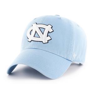 d473bc3daf4  47 Brand North Carolina Tar Heels Clean Up Adjustable Strap Hat