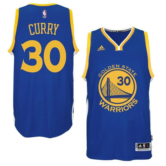 best website 4f449 aafbb Adidas Youth Golden State Warriors Stephen Curry Replica ...