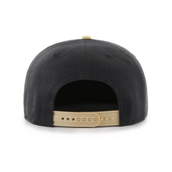 47 Brand Clean Up Vanderbilt Commodores Adjustable Hat - Main Container  Image 3.   41a3d658a4a7