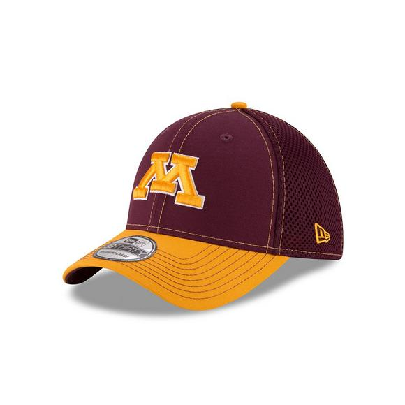 New Era Minnesota Golden Gophers 2Tone Neo 39THIRTY Stretch Fit Hat - Main  Container Image 1 ca3a2d44dd27