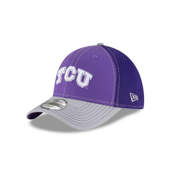 half off f9bae 00691 ... buy new era tcu horned frogs 2tone neo 39thirty stretch fit hat main  container image 1