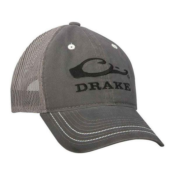 69f88bea9bd Display product reviews for Drake Men s Mesh-Back Logo Cap