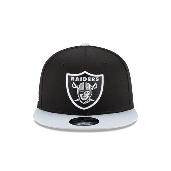 74956d8a080 New Era Oakland Raiders NFL Snapback Cap - Main Container Image 2