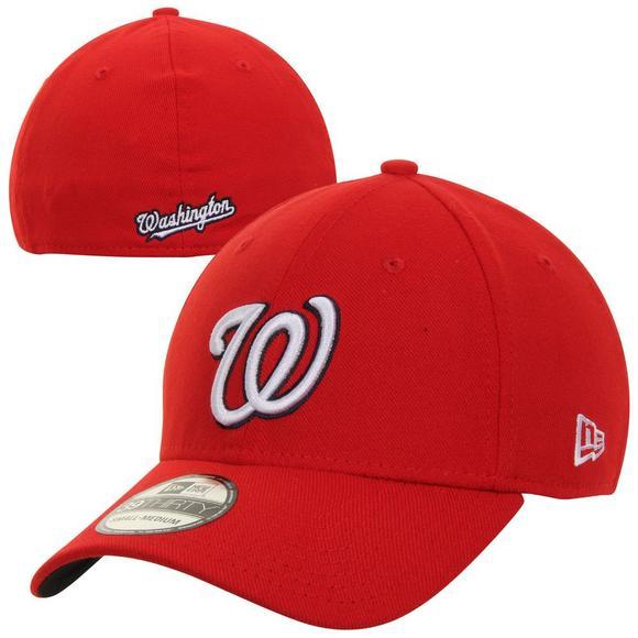 cheaper 620af ab24a ... new zealand new era mens washington nationals mlb team classic  alternate flex hat main container image