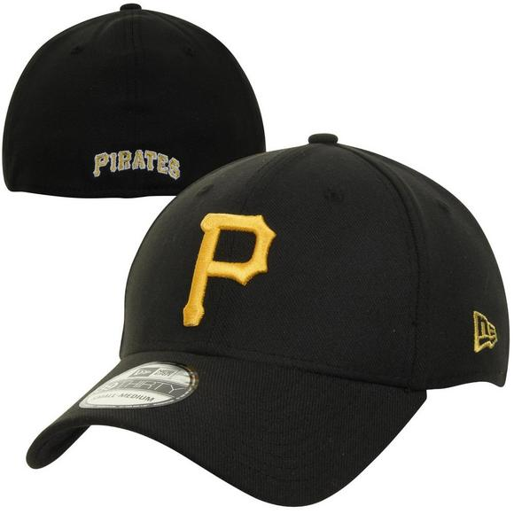 New Era Pittsburgh Pirates Team Classic 39THIRTY Stretch Fit Hat - Main  Container Image 1 add77afea02
