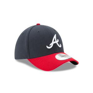 4b2ce41116a09 New Era Classic Atlanta Braves Stretch Fit Hat