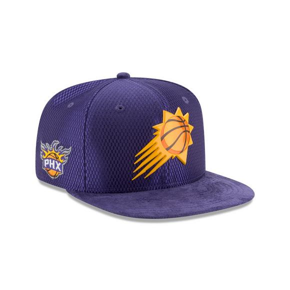 best service 9124d bd3b3 New Era Phoenix Suns NBA Draft Official On Court Collection 59FIFTY Fitted  Hat - Main Container
